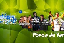 Dias Parque 2019 - Artistas