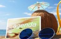 Agenda Dia: Sexta, 9 Agosto