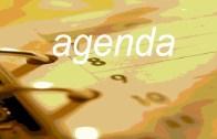 Agenda: Ter, 29 Outubro