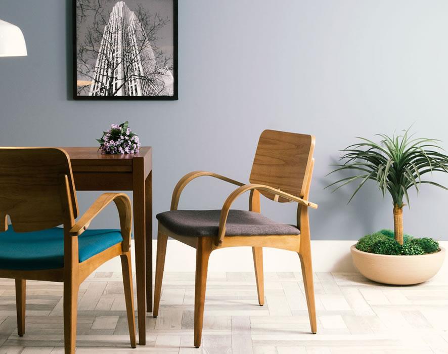 Para mudar todos os ambientes: Cadeiras e Poltronas