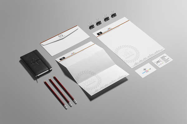 Faturas-litografia