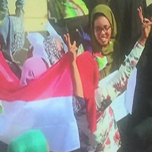International: Sudan's million-strong march