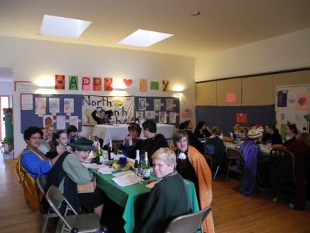 Middle School Elizabethan Banquet
