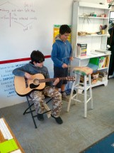 Junior musicians