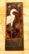 Raku Tiles featuring Fauna