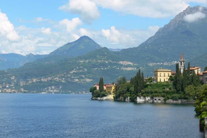 озеро комо италия