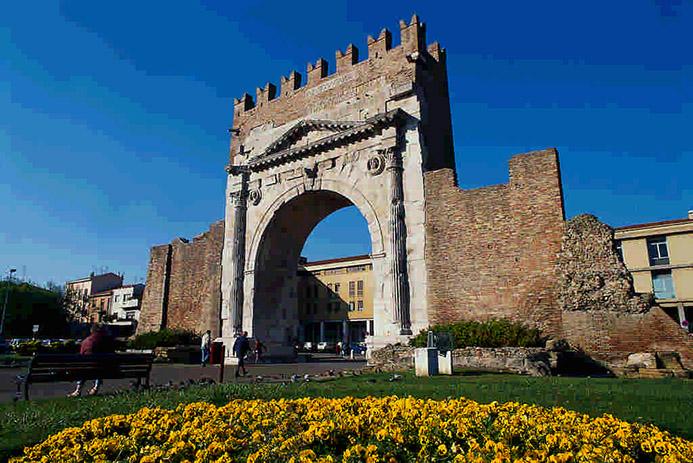 места которые стоит посетить в Римини