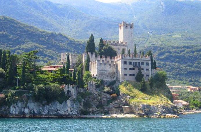 достопримечательности Италии Монте Бальдо