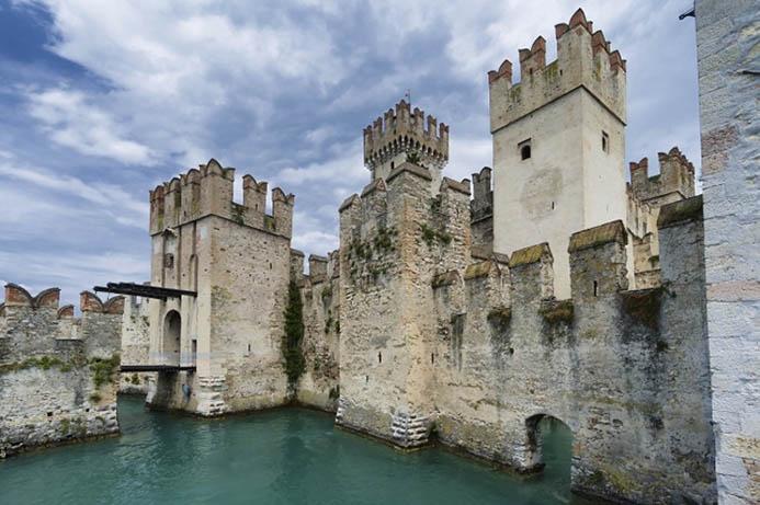 места которые стоит посетить в озере Гарда в Италии