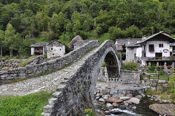 что стоит посетить в долина Антигорио