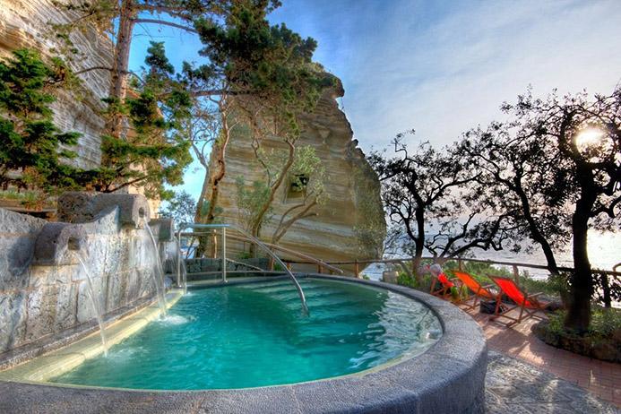 оздоровительные курорты в Италии острова Искья