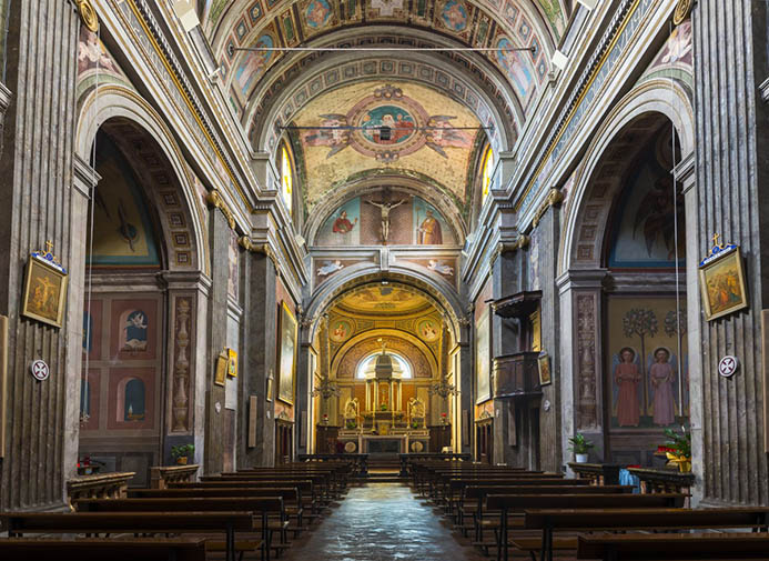 интересные достопримечательности на севере Италии