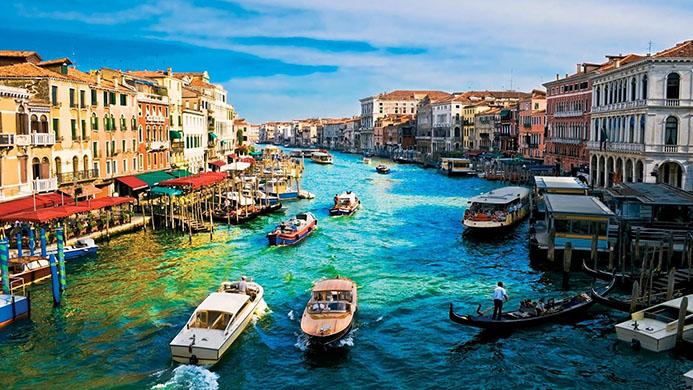 транспорт из аэропорта в Венеции