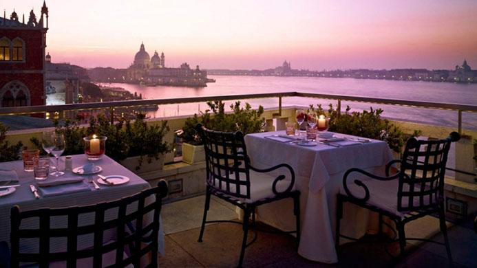 лучшие рестораны в Венеции