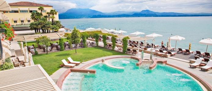 Grand Hotel Terme термальные источники в Италии Сирмионе