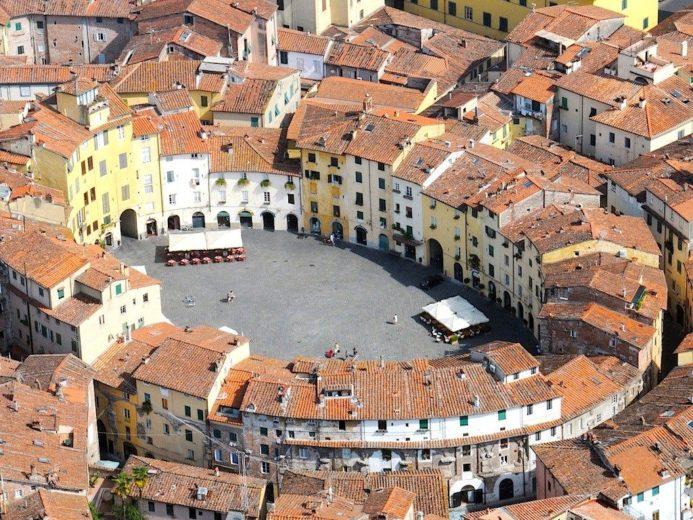 что посмотреть за 1 день в Италии в Лукке