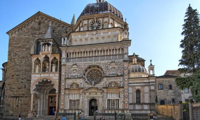 необычные достопримечательности на севере Италии