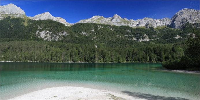 известные озера Италии