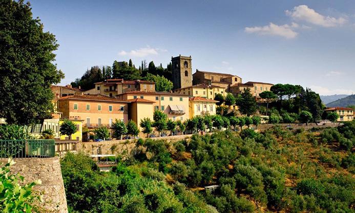 термальные парки в Италии Монтекатини Терме