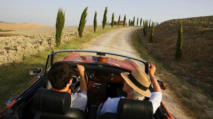 тур на авто в северную Италию