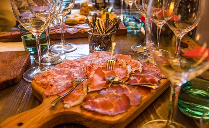 лучшие рестораны на севере Италии