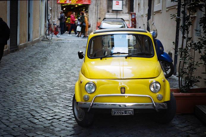 готовый маршрут в Италию