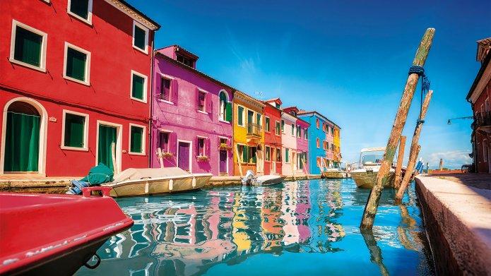 интересные места в Италии