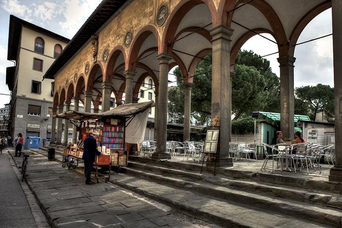 необычные достопримечательности в Флоренции