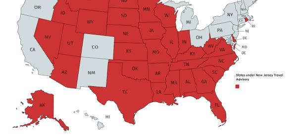 States_under_New_Jersey_Travel_Advisory