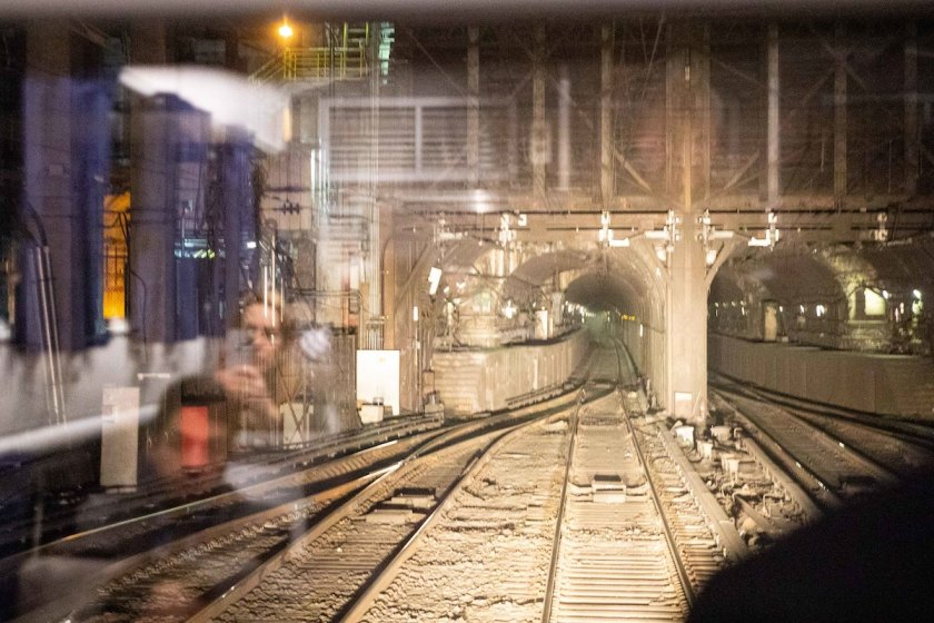 Hudson Tunnels