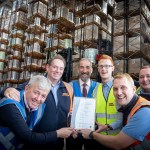 Top AA rating for Wrexham distribution firm