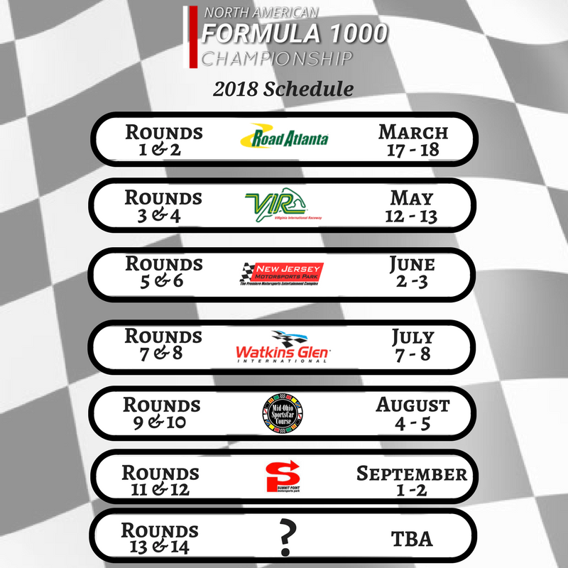 Rounds 1 & 2 March 16 - 17
