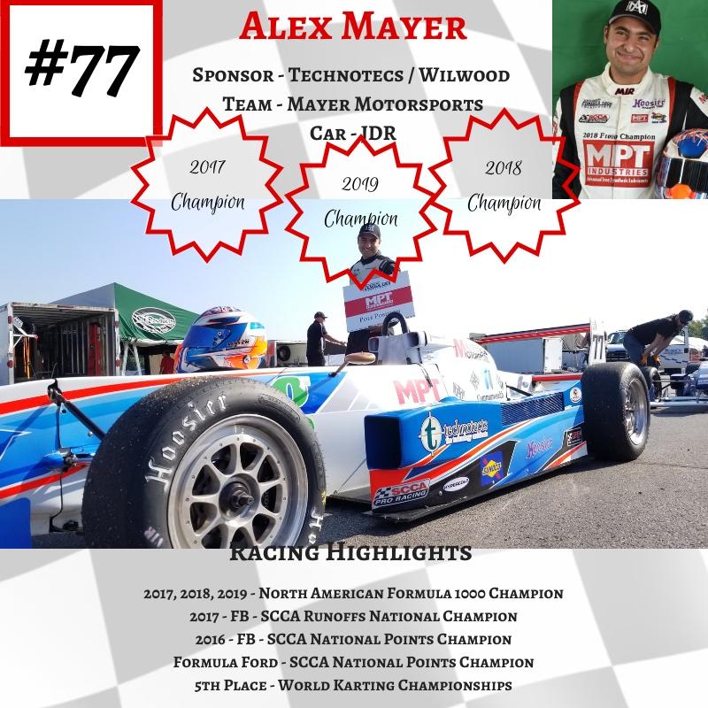 Mayer bio card