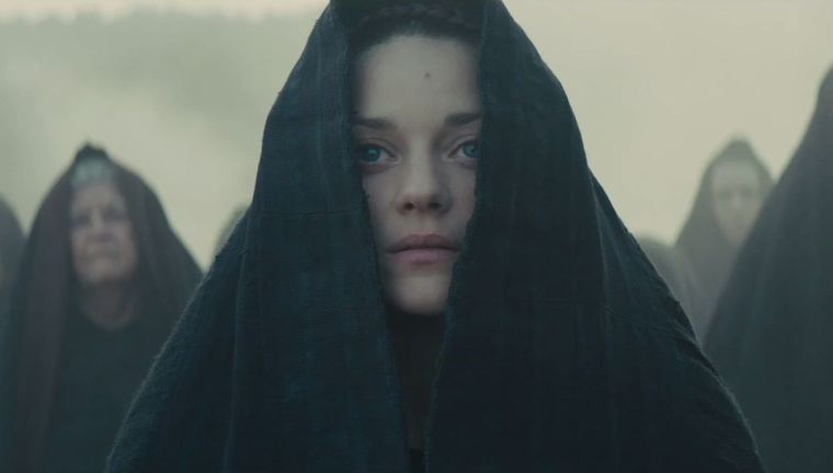 Marion Cotillard As The Cunning & Manipulator Lady Macbeth