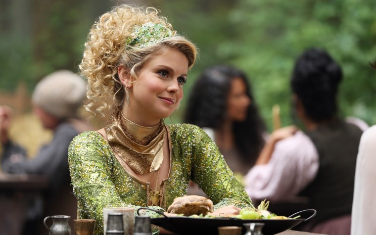 Rose McIver As Tinkerbell. All you need is a little pixie dust!