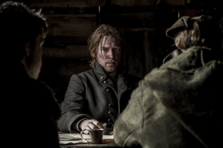 Domnhall Gleeson as Captain Andrew Henry