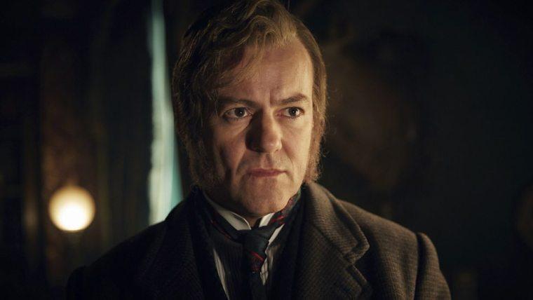 Rupert Graves as Lestrade