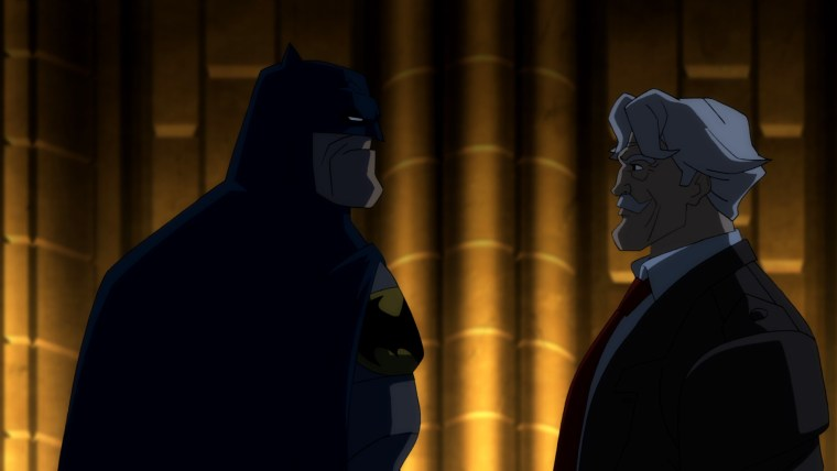 Batman & Gordon