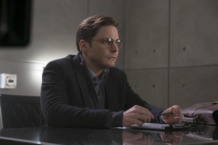 Hemlut Zemo (Daniel Bruhl) (Captain America: Civil War, Marvel Studios)