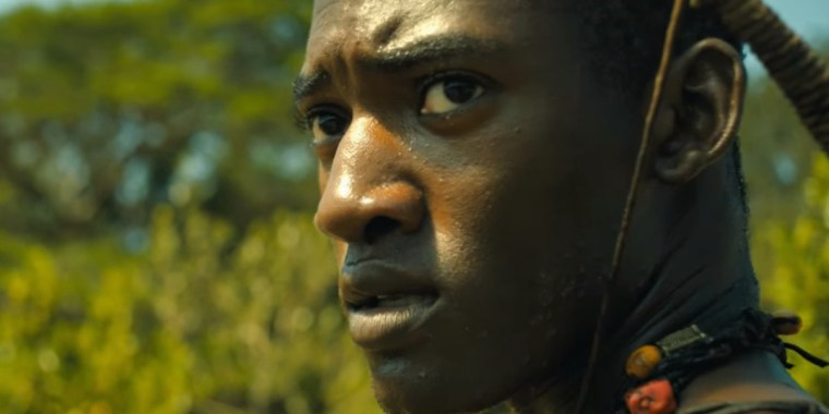 Young Kunte Kinte (Malachi Kirby) (Roots, History Channel)