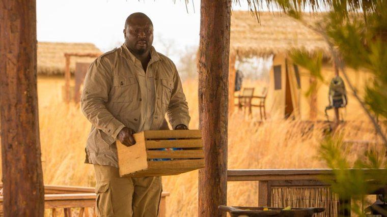 Abraham Kenyatta (Nonso Anozie) (Zoo, CBS Television Studios)