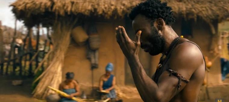 Omoro Kinte (Babs Olusanmokun) (Roots, History Channel)