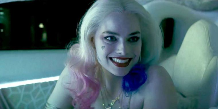 Margot Robbie kills it as Harley Quinn (Suicide Squad, Warner Bros Entertainment)