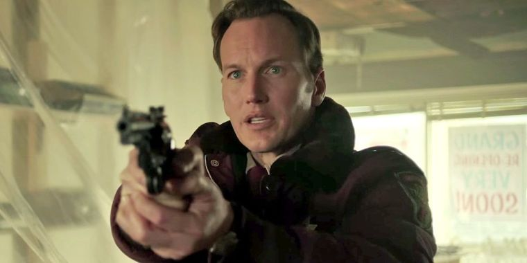 Patrick Wilson as young Police State Officer Lou Solverson (Fargo, FX)