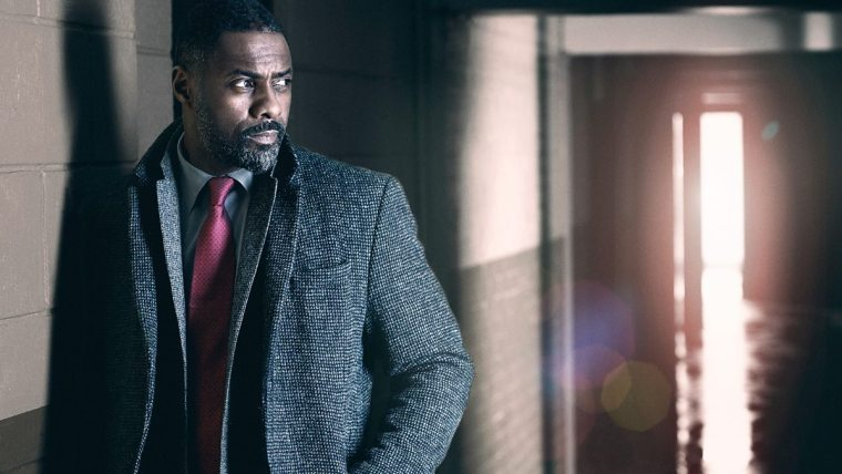 Idris Elba plays unorthodox and effective DCI John Luther (Luther, BBC One)