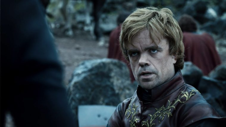 Tyrion Lannister (Peter Dinklage) is funniest man in the Seven Kingdoms (Game Of Thrones, HBO)