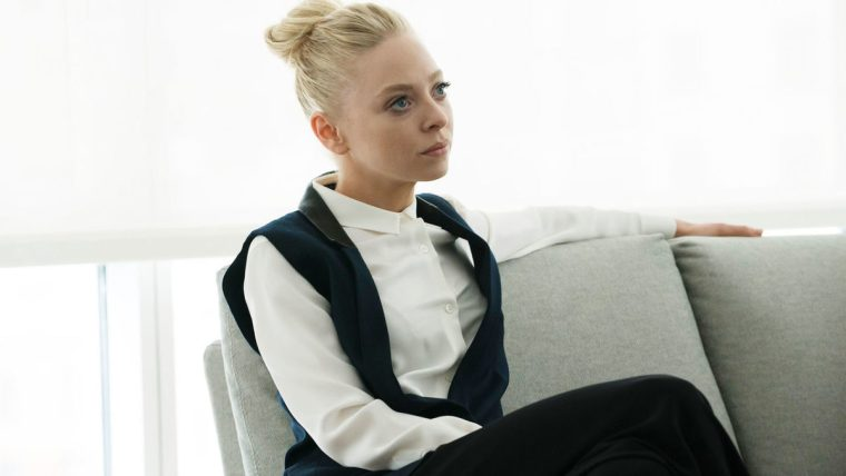 I have to say, Angela (Portia Doubleday) is a bit of a bitch this season (Mr Robot, USA Network)