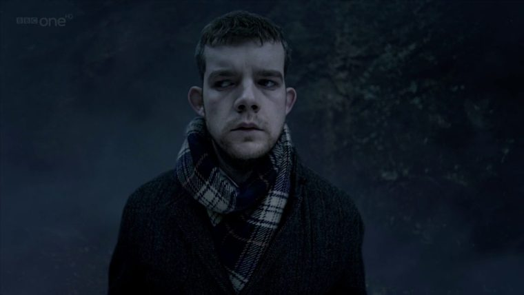 Russel Tovey as in The Hound Of The Baskervilles (Sherlock, BBC One)