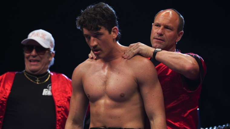 Miles Teller plays boxing underdog Vinny Paz in Bleed For This (Bleed For This, Open Road Films)