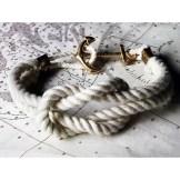 KJP Knot Hitch Rope Anchor Bracelet